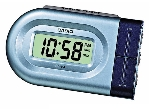 CASIO LCD Quarz Wecker - DQ-543-2EF
