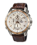 Casio Edifice Chronograph teilmatt. - EFR-547L-7AVUEF