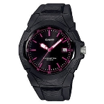 CASIO Quarz analog  Resin schwarz - LX-610-1A2VEF