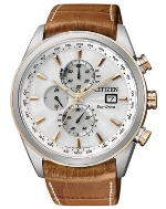 Citizen EcoDrive Funk Herrenchrono - AT8017-08A