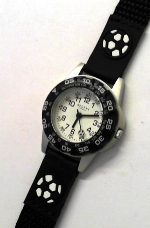 Regent Kinderuhr Chrom,Taucherdesign - F-945